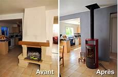 renovation cheminee avant apres gendre chemin 233 es services toulouse galerie r 233 alisations