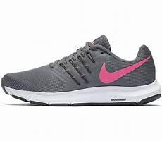 nike run s running shoes grey pink buy