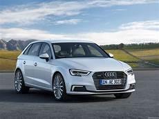 Audi A3 Sportback E 2017 Pictures Information