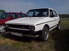 1983 Volkswagen Golf Mk1 Gtd