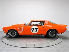 1970 Chevrolet Camaro Z28 Trans Am Race Racing Muscle