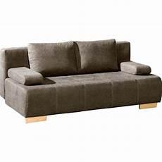 baby von sofa novel schlafsofa in braun f 252 r einen komfortablen