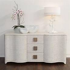 white credenza modern linen white credenza cabinet the designer insider