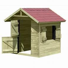 spielhaus emily aus holz gartenhaus f 252 r kinder spielturm