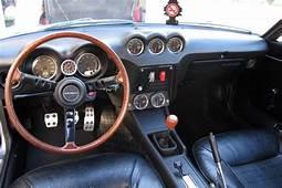 Old And New Clean 1971 Datsun 240Z  Interior Design