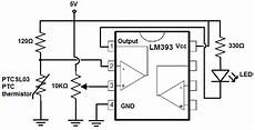 How To Build Simple Thermistor Circuits