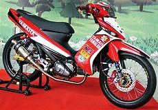 Modifikasi Zr Road Race by Yamaha Zr 10 Lombok Fully Aftermarket Part