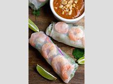 vietnamese fresh spring rolls_image