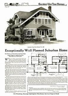 gordon van tine house plans gordon van tine vintage house plans house plans