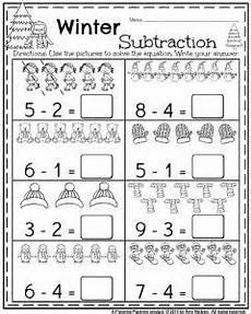 january kindergarten worksheets kindergarten math