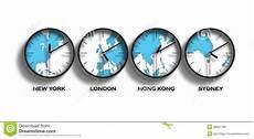 Fusos Hor 225 Rios Do Mapa Do Mundo Ilustra 231 227 O Stock