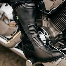 damen motorrad lederstiefel w tec nf 6090 schwarz