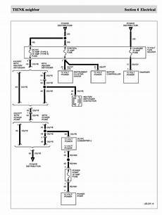 2002 ford think wiring diagram i the ford think i only 24 volts at the service disconnect switch do you the