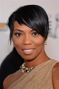 vanessa williams short cut with bangs short hairstyles