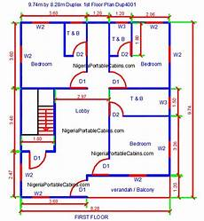 free duplex house plans duplex house plans nigeria free duplex floor plans free
