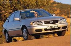 Toyota Corolla 5 Doors 2000 2001 2002 Autoevolution