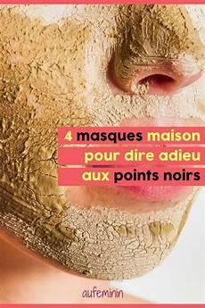 4 Masques Anti Points Noirs Pour Une Peau Nickel Diy