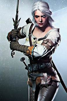 Ciri The Witcher - the witcher 3 hunt ciri poster my posters