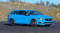 2018 Volvo V60 Polestar Review An Oldie But A Goodie