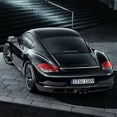 Porsche Cayman S Black Edition Freshness Mag
