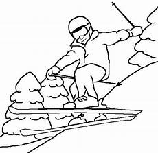 free winter sports coloring pages 17836 winter sports coloring pages coloring pages for in 2019 coloriage colorier