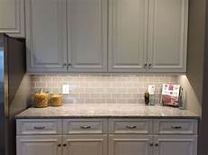 Glass Subway Tile Backsplash Kitchen Smoke Glass Subway Tile Kitchen Remodel Glass Subway