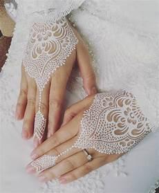 Populer Cara Membuat Henna Putih Waterproof Motif Henna