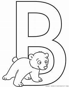 color the letter b worksheets 24028 letter practice b worksheets dorky doodles