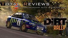 dirt rallye ps4 dirt rally pc ps4 xbox total reviews