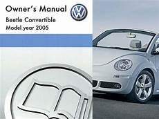 motor repair manual 2005 volkswagen new beetle electronic toll collection 2005 volkswagen beetle convertible owners manual in pdf