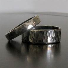 mens wedding band matching s wedding band sterling silver contemporary rings