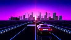 80s neon car wallpaper 80s neon wallpapers 74 background pictures
