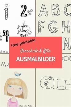 Vorschule Malvorlagen Anleitung Free Printable Ausmalbilder Und Malvorlagen F 252 R