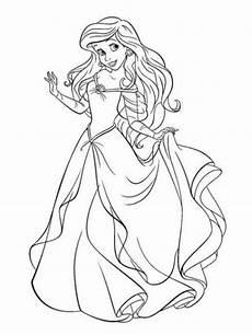 Malvorlagen Prinzessin Disney Ausdrucken Ausmalbilder Zum Drucken Malvorlage Disney Prinzessinnen