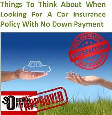 cheap coverage auto insurance with no payment