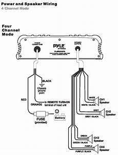com pyle plmr440pa 4 channel marine power lifier address system car electronics