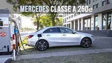 Essai Classe A Essai Mercedes Classe A 250 E Hybride Rechargeable 2019