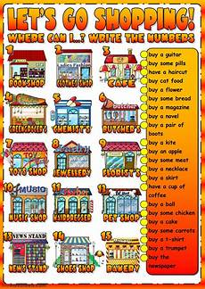 worksheets shopping 18462 let s go shopping interactive worksheet