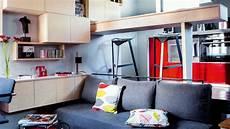 aménagement intérieur petit espace cuisine decoration idee deco maison omea interieur maison