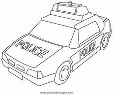 Malvorlagen Polizeiauto Ausdrucken Polizeiauto 3 Gratis Malvorlage In Autos Transportmittel