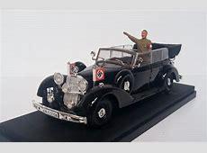 Jual Hitler Mercedes Benz 770 1942 Nazi Diecast Miniatur