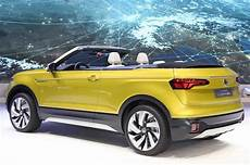 Volkswagen T Cross To Be Revealed In 2018 Autocar India