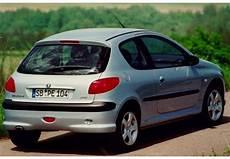 Fiche Technique Peugeot 206 2 0e 16v S16 1999 Fiche
