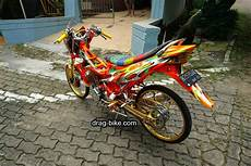 Fu Modif Simple by Modif Satria Fu Airbrush Simple Motor T Satria Fu