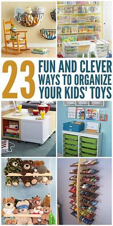 23 fun and clever ways to organize toys kids room organization playroom organization toy rooms