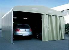 Garage Voiture Pliant En Pvc Un Abri Repliable Pour