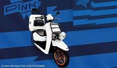 title avec images scooters voiture electrique
