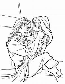Malvorlagen Rider Malvorlagen Flynn Rider And Rapunzel