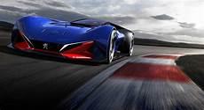 Peugeot L500 R Hybrid Une Voiture De Course Du Futur