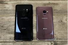 Test Labo Samsung Galaxy S9 S9 Captent Ils Bien Les